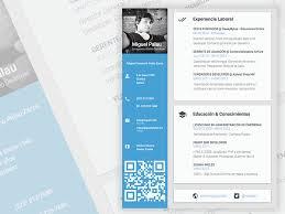 App Resume Cv Resume Design Template Sketch Freebie Download Free