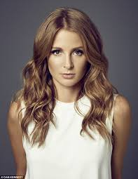 millie mackintosh is fronting yet another beauty caign this time it s nip