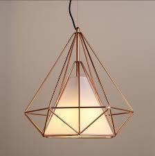 cage pendant lighting. Marvelous Cage Light Pendant Copper Diamond Wire Lighting E