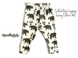 Baby Leggings Pattern Beauteous Beautiful Legging Patterns To Sew Vignette Sewing Ideas