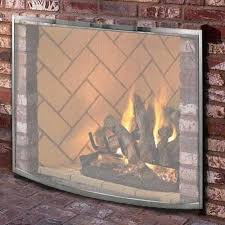 curved fireplace screen single panel fireplace screen curved fireplace screen canada