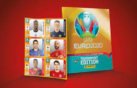 Free Euro 2020 album and stickers from Panini only with The Sun