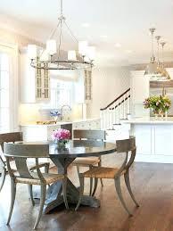 height for dining room light bedroom chandelier