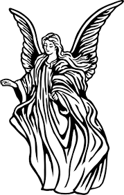 Simple Angel Drawing Free Download Best Simple Angel Drawing On