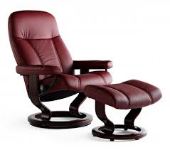 stressless chair prices. Stressless Consul Classic Recliner \u0026 Ottoman Chair Prices R