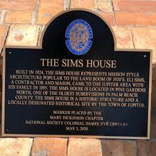 Sims House, 322 Center Streer, Jupiter, FL (2021)