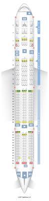 boeing 777 300er seating chart