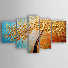 gold knife flowers floral oil painting wall art modern canvas art wall decor with on canvas wall art cheap with gold knife flowers floral oil painting wall art modern canvas art