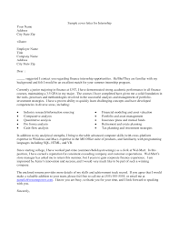 cover letter business analyst sample 100 cover letter examples cover letter for clerkship