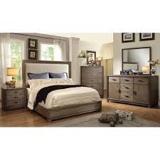 Furniture of America Arian Rustic 4 Piece Natural Ash Bedroom Set 0bbce64f 9802 4ddc ac4c 126d5b9b6a34 600