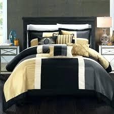 black and gold crib bedding superb black and gold bedding chic home black gold 7 piece black and gold crib bedding