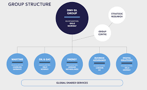 Singapore Power Organisation Chart Our Organization Dnv Gl