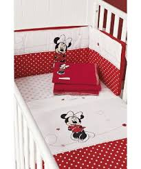 minnie mouse nursery baby