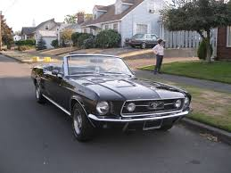 1967 Mustang GT Convertible For Sale