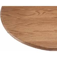 get ations miles kimball 40 44 dia round pine wood grain fitted table cover