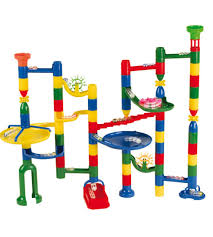 marble run marbulous 80 piece set high quality toys glass marbles free post new