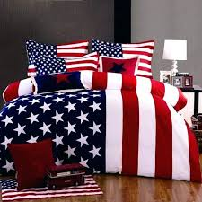 red white and blue bedding designer bedspreads cotton silk sheets quilt crib patriotic bed in a red white and blue bedding