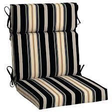 outdoor high back chair cushions high back outdoor chair cushions outdoor high back dining chair