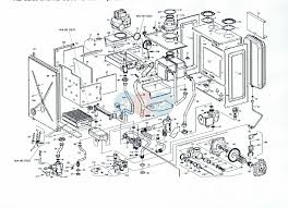alpha he cb 33 boiler diagram exploded view heating spare parts click the diagram to open it on a new page