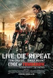 With tom cruise, emily blunt, brendan gleeson, bill paxton. Neue Plakate Zum Sci Fi Kracher Edge Of Tomorrow Filmfutter