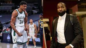 Giannis Antetokounmpo went from Robin ...
