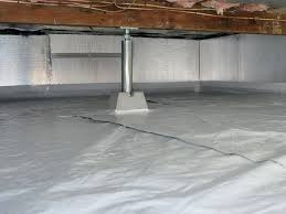 crawl space insulation cost. Perfect Space A Sealed Encapsulated Crawl Space With Structural Repairs Present In  Girard On Crawl Space Insulation Cost U