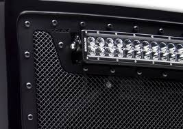 t rex toyota tundra torch series led light grille 1 20 led bar for off road use only pt 6319631 br