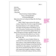 UNC Student Rosa Parks Essay Shows Flaw in College Athletic     Annotated Bibliography APA  th Edition Annotated Bibliography Template PDF