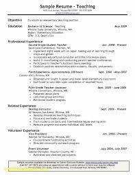 High School Education On Resume Beautiful Best How To List Gpa