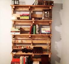 diy pallet bookshelf plans or instructions wooden pallet furniture build pallet furniture plans