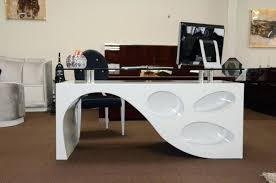office table design. Interesting Office Modern Home Office Desk Design Table  Wood White Contemporary Decorating  With
