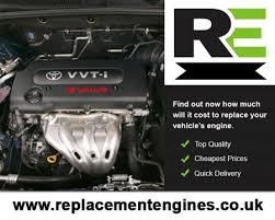 7AFE Engine For Sale In UK, Toyota Rav4 1.8