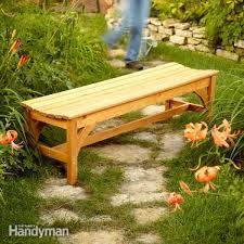 garden bench plans woodworking. diy outdoor bench · how to build a garden plans woodworking