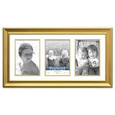 gold matted picture frame
