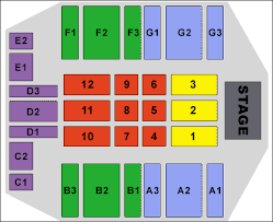 Wildwood Convention Center Seating Chart Wwe Wildwood Convention Center Seating Chart Ticket Solutions