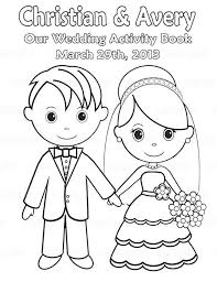 find this pin and more on coloring pages by ginanjarsasmita on printable personalized wedding coloring activity book favor kids