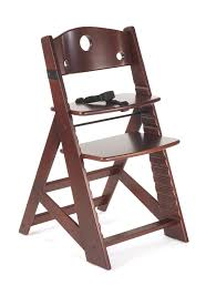 Amazon Com Keekaroo Height Right Kids High Chair Mahogany