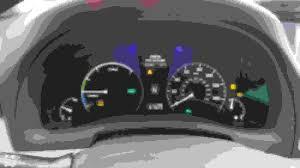 Low Washer Fluid Warning Light Lexus
