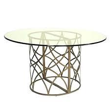 metal dining table base round metal dining table metal base for dining table on dining room metal dining table base round