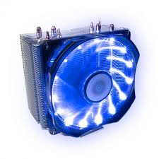 <b>Кулер AARDWOLF Optima</b> 10X (160w,120mm,1000-1700rpm,Blue ...