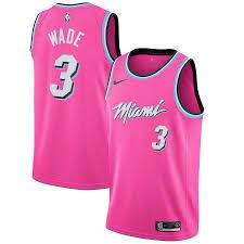 Basketball Miami Nba 3 Jersey