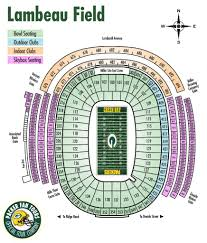 Lambeau Field Maplets