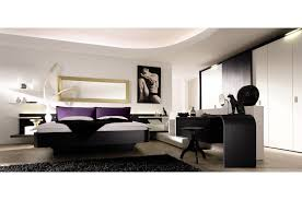 brilliant simple desks. Brilliant Modern Bedroom Desks Ideas Black Desk For Of Elegant Interior Bedroomating With Wooden Bedframe Using White Bed Cover Beside Simple Study