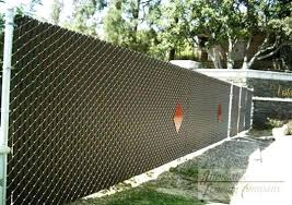 Slats For Chainlink Fence Where To Find Slats For Chain Link Fence