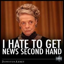 Dowager Countess Quotes Stunning Downton Abbey Quotes Dowager Countess On QuotesTopics