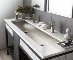 modern bathroom undermount sinks. Double Trough Sink For Bathroom Modern Ideas Undermount Sinks S