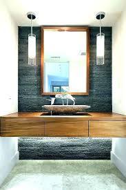 pendant lights over bathroom sink for led s led pendant lights bathroom