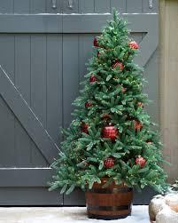 ... Wine Barrel Rolling Tree Stand Alt