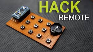 how to any ir remote using arduino