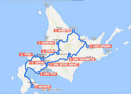 Budget Hokkaido Itinerary 8d Spring Road Trip Under S 1k Incld